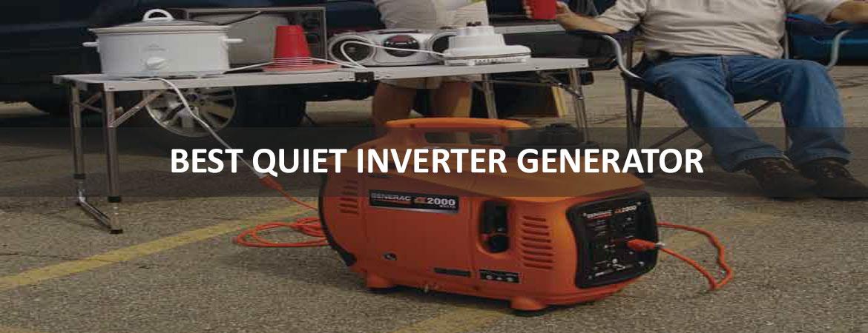 best quiet inverter generator