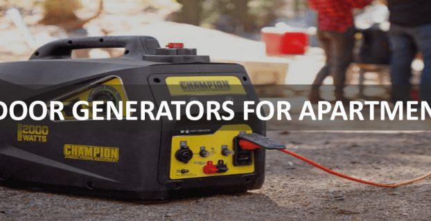 Indoor Generators For Apartments