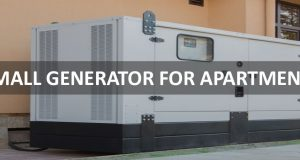 Small Generators For Apartments