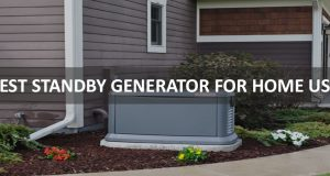 Best Standby Generator For Home Use