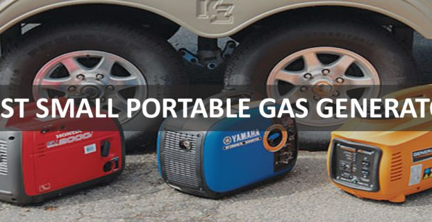 Best Small Portable Gas Generator