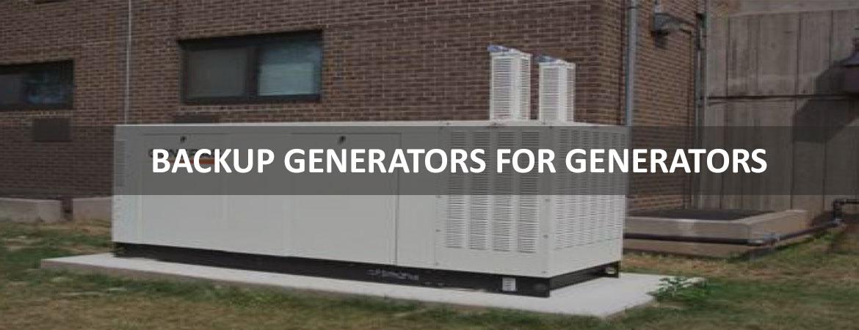 Backup Generators For Apartments