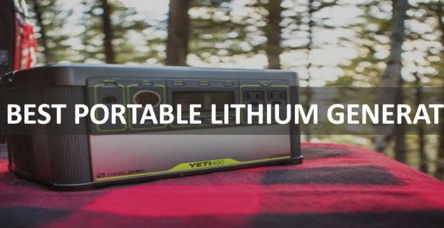 Best Portable Lithium Generators