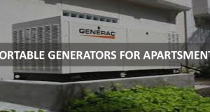 Portable Generators For Apartments