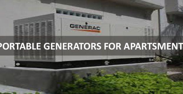 Portable Generators For Apartments