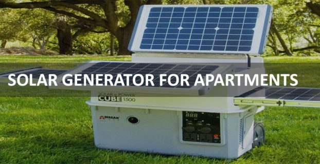 Solar Generators For Apartments