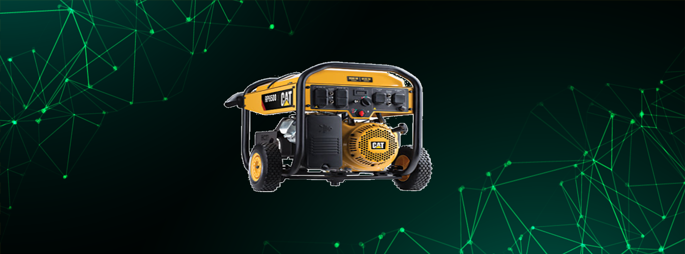 Cat RP7500E Generator Review