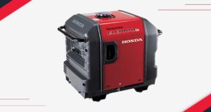 Honda EU3000is Review