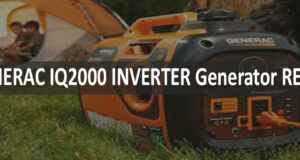 GENERAC IQ2000 INVERTER Generator REVIEW