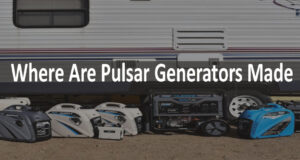 Where Are Pulsar Generators Made
