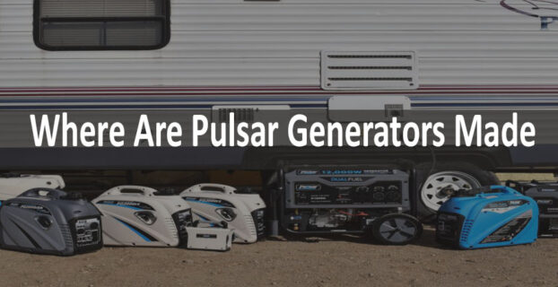 Where Are Pulsar Generators Made
